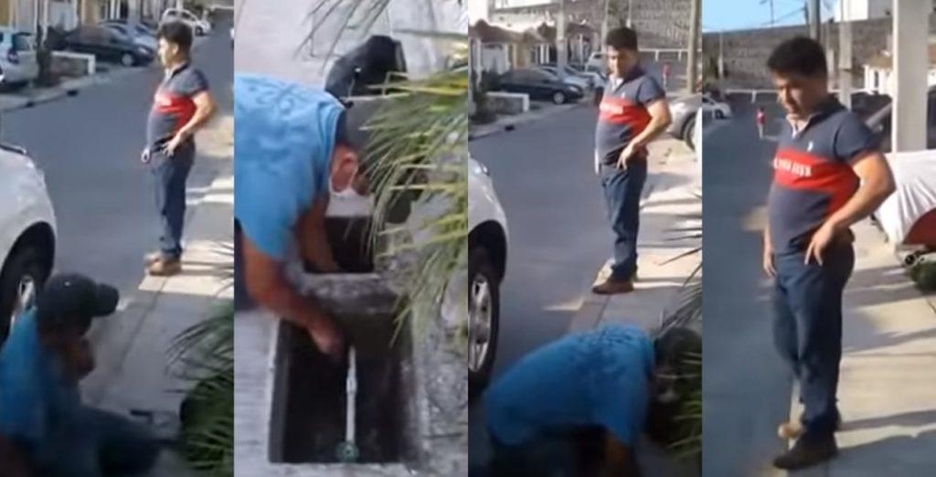 Pastor evangélico corta el agua a asilo de ancianos en Guatemala