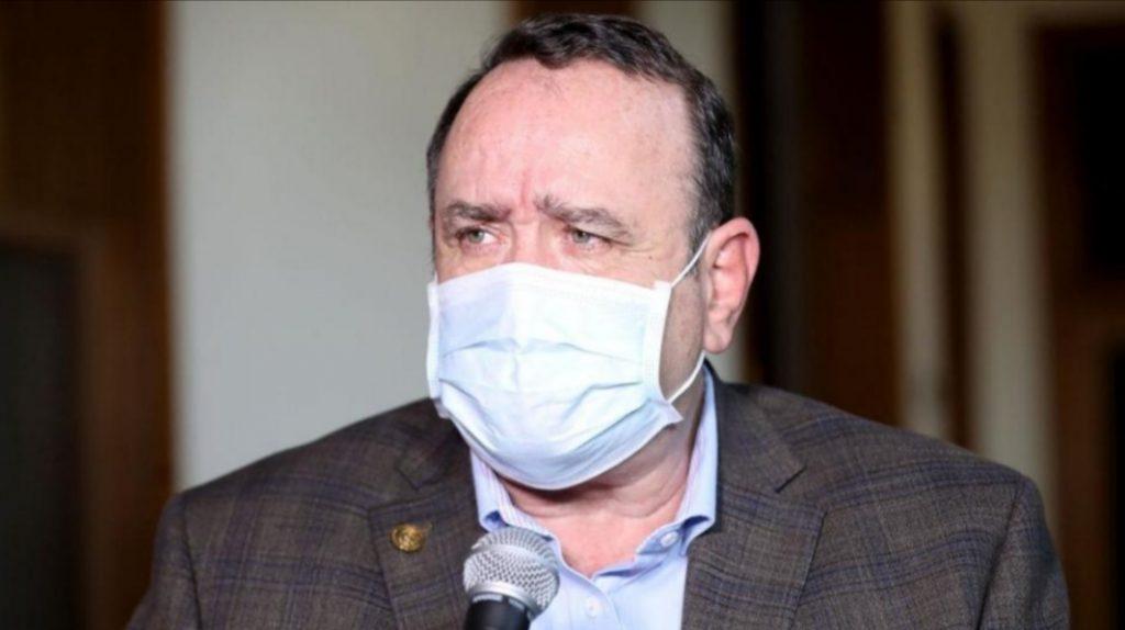 Presidente Giammattei, uno de los mejores que afronta al Coronavirus
