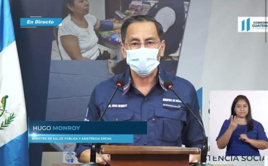 143 casos de COVID-19 en un solo día en Guatemala, esto recomendaron