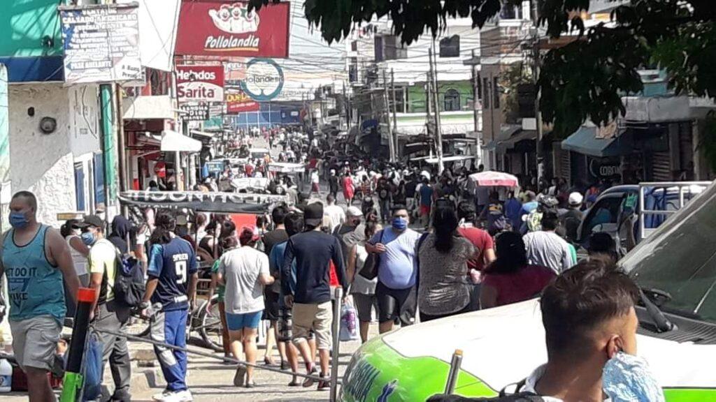 DISTANCIAMIENTO SOCIAL VERSIÓN CIUDAD DE GUATEMALA