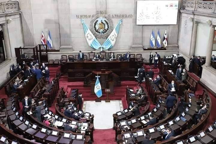 30 días mas de estado de Calamidad anuncia el congreso de Guatemala