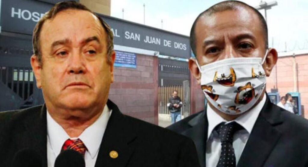 Diputado Aldo Davila afirma que Giammattei no está enfermo, todo es mentira